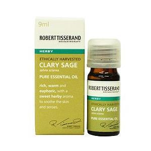 アロマオイル 精油  ロバートティスランド クラリセージ 9ml|aromatherapy
