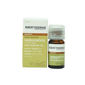 アロマオイル 精油  ロバートティスランド サンダルウッド 2ml|aromatherapy