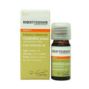 アロマオイル 精油  ロバートティスランド カモミールローマン オーガニック 9ml|aromatherapy