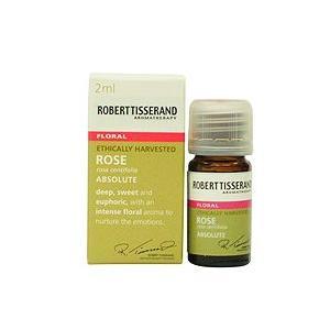アロマオイル 精油  ロバートティスランド ローズ アブソリュート 2ml|aromatherapy