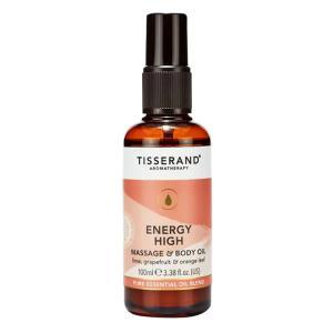 ロバートティスランド ボディ マッサージオイル ER (エナジー) 100ml aromatherapy