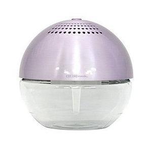 アロマ 空気清浄機 risaccaリサッカ L ピンク|aromatherapy