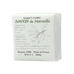 マリウスファーブル マルセイユせっけん オリーブ 100g|aromatherapy