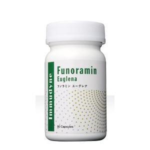 【送料無料】食べ過ぎ、不規則な生活に!デイリーサプリメント フノラミン ユーグレナ