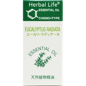ユーカリラディアータ(アロマオイル/精油/エッセンシャルオイル) 3ml 生活の木 |aromedesaison