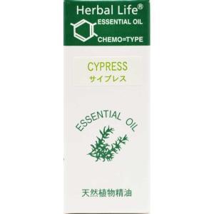 サイプレス(アロマオイル/精油/エッセンシャルオイル) 10ml 生活の木 |aromedesaison