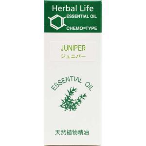 ジュニパー(アロマオイル/精油/エッセンシャルオイル) 10ml 生活の木 |aromedesaison