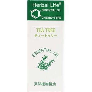 ティートゥリー(アロマオイル/精油/エッセンシャルオイル) 10ml 生活の木 |aromedesaison