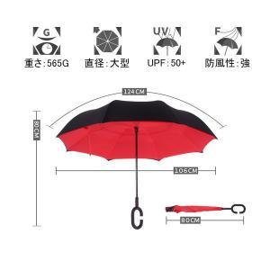 日傘 晴雨兼用 立ち上がる可能 撥水 耐風 軽量 UVカット傘|aromiyastore