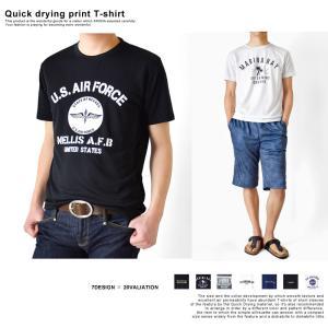 速乾 Tシャツ メンズ 半袖 セール アメカジ...の詳細画像1