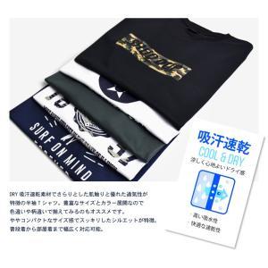 速乾 Tシャツ メンズ 半袖 セール アメカジ...の詳細画像3