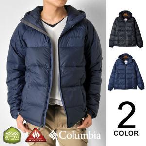 COLUMBIA コロンビア ターボダウンジャケット メンズ|aronacasual