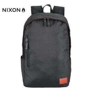 NIXON(ニクソン)SMITH BACKPACK SE(スミス・バックパック・スペシャルエディション) C2397-829 リュック ナイロン・ブラック・黒色 大きめ たっぷり収納 around