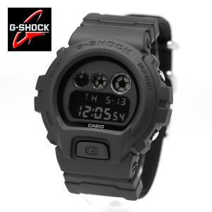安心2年保証 G-SHOCK ジーショック CASIO カシオ 腕時計 ミリタリーブラック DW-6900BBN-1 ナイロンクロスバンド|around