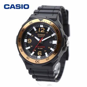 CASIO カシオ MRW-S310H-9BV ブラック・ローズゴールド ソーラー シンプル スタンダード アナログ ウォッチ 腕時計 メンズウォッチ|around