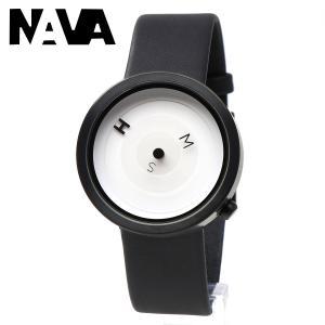 NAVA DESIGN(ナバデザイン)HMS(エイチエムエス)O604 38mm メンズ レディース ウォッチ 男性用 女性用 腕時計 ナヴァデザイン around