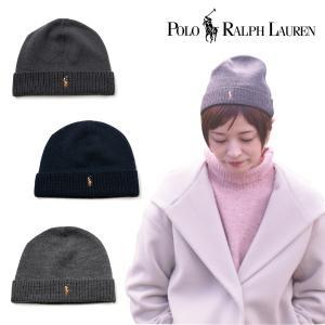 ラルフローレン ニット帽 ウール 6F0552 メンズ  男性用 レディース 女性用 ユニセックス ...