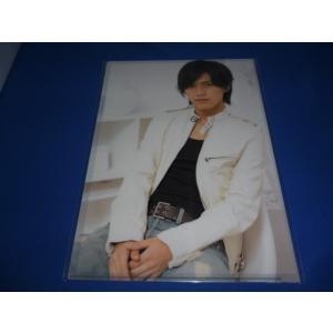 錦戸亮(関ジャニ∞)クリアファイル/NEWS コンサートツアー2007 arraysbook