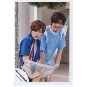 山田涼介&薮宏太(Hey!Say!JUMP) 公式生写真/キラキラ光れ・目線若干左方向|arraysbook