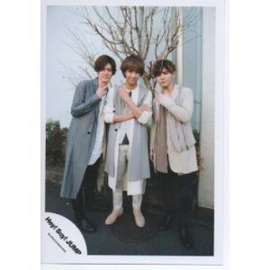 山田涼介&八乙女光&中島裕翔(Hey!Say!JUMP) 公式生写真/OVER THE TOP・カメラ目線|arraysbook