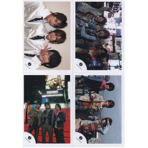 山田涼介&知念侑李&中山優馬[NYC] 公式生写真4枚セット/山田ピース|arraysbook