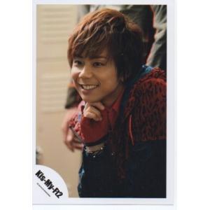 北山宏光(Kis-My-Ft2/キスマイ) 公式生写真/Goodいくぜ!2013・衣装赤×水色・笑顔|arraysbook