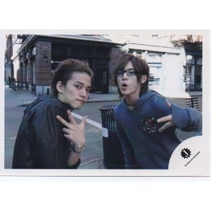 山田涼介&中山優馬[NYC] 公式生写真/Jロゴ・カメラ目線|arraysbook