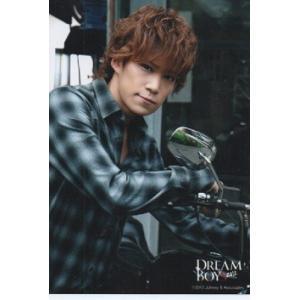 千賀健永(Kis-My-Ft2/キスマイ) 公式生写真/DREAM BOYS 2012年(1)|arraysbook