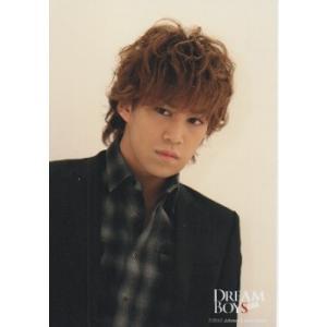 千賀健永(Kis-My-Ft2/キスマイ) 公式生写真/DREAM BOYS 2012年(4)|arraysbook