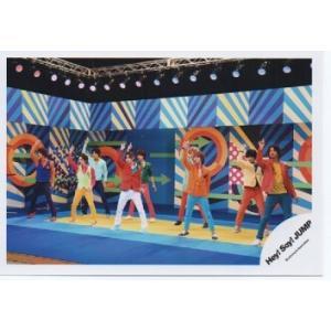 Hey!Say!JUMP 集合 公式生写真/ウィークエンダー・右手上にあげ・人差し指立て|arraysbook
