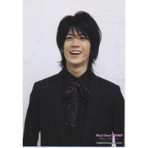 中島裕翔(Hey!Say!JUMP) 公式生写真/「ありがとう」〜世界のどこにいても〜 2010・2011年(3)|arraysbook