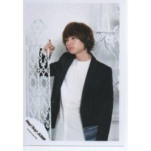 伊野尾慧(Hey!Say!JUMP) 公式生写真/DEAR.・衣装黒×白・目線若干左|arraysbook