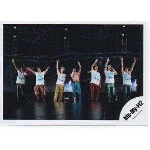 Kis-My-Ft2/キスマイ 集合 公式生写真/手上にあげ・マイク持ち・真ん中玉森|arraysbook