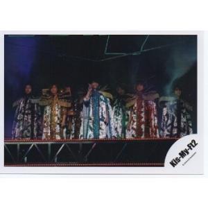 Kis-My-Ft2/キスマイ 集合 公式生写真/玉森ピース、衣装水色×白|arraysbook