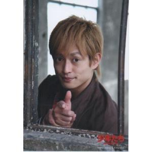 塚田僚一(A.B.C-Z)公式生写真/少年たち Jail in the Sky 2012・衣装茶色・カメラ目線 arraysbook