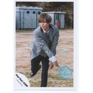 薮宏太(Hey!Say!JUMP) 公式生写真/Funky Time・衣装グレー×黒×白・目線若干左・もの持ち|arraysbook
