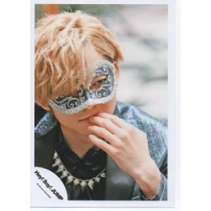 薮宏太(Hey!Say!JUMP) 公式生写真/Masquerade・衣装銀×黒・口閉じ|arraysbook