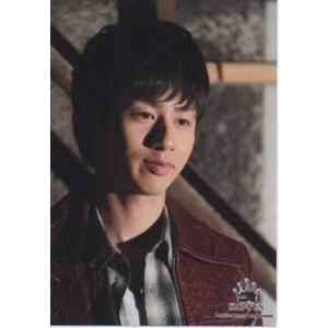 中丸雄一(KAT-TUN) 公式生写真/2010年・目線若干右・口閉じ arraysbook