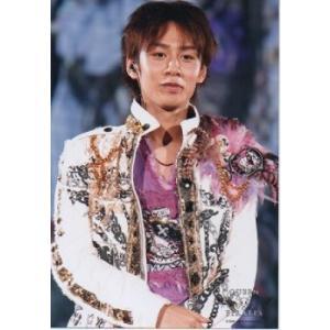 中丸雄一(KAT-TUN) 公式生写真/QUEEN PIRATES 2008年・衣装白×金×紫×黒・口閉じ arraysbook