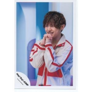 山田涼介(Hey!Say!JUMP) 公式生写真/Chau#・衣装赤×白・目線若干左方向|arraysbook