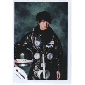 横山裕(関ジャニ∞) 公式生写真/関ジャニ∞の元気が出るCD!!・衣装黒×白×青・もの持ち・口閉じ arraysbook