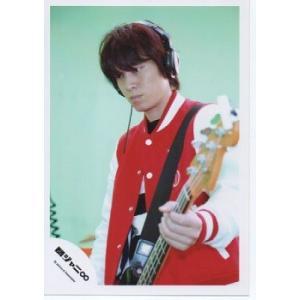 丸山隆平(関ジャニ∞) 公式生写真/愛でした。・衣装赤×白×黒・もの持ち・口閉じ|arraysbook