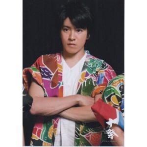 村上信五(関ジャニ∞) 公式生写真/十祭・衣装緑×黄×紫×赤×ピンク×白・腕組み|arraysbook