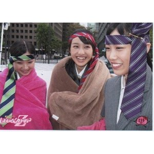 百田夏菜子&有安杏果&高城れに(ももクロ) 公式生写真/No.239/労働讃歌|arraysbook