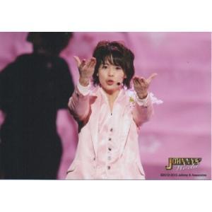 有岡大貴(Hey!Say!JUMP) 公式生写真/ジャニーズワールド 2012-2013・衣装ピンク×白・カメラ目線 arraysbook