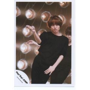 伊野尾慧(Hey!Say!JUMP) 公式生写真/OVER THE TOP・衣装黒・目線右方向|arraysbook
