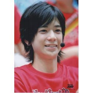 中島裕翔(Hey!Say!JUMP) 公式生写真/2007年・衣装赤・目線若干右方向・バレーボール応援|arraysbook