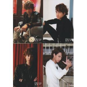 八乙女光(Hey!Say!JUMP) 公式生写真 4枚セット/DREAM BOYS 2012|arraysbook