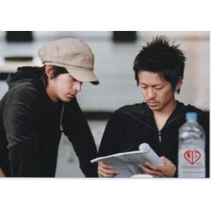 岡田准一&森田剛(V6) 公式生写真/V6 10th Anniversary Concert 2005 arraysbook