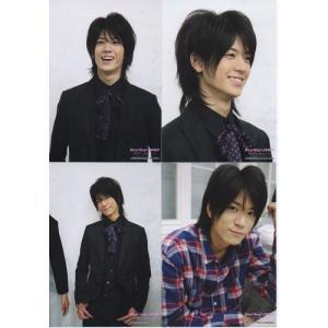 中島裕翔(Hey!Say!JUMP) 公式生写真4枚セット/「ありがとう」〜世界のどこにいても〜2010・2011|arraysbook